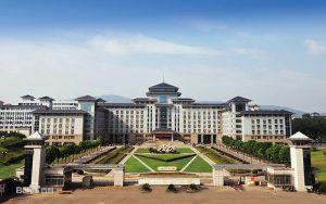 南京農業大学校舎
