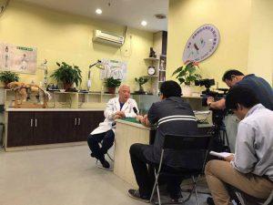 JTCVM上海研修旅行(2018.01.16-18)