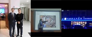 2019.03.11-北京にある中西結合国際診療センターにて、眼科学のセミナーと診察|JTCVM国際中獣医学院日本校