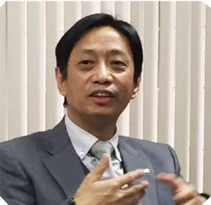 楊達先生 JTCVM国際中獣医学院日本校